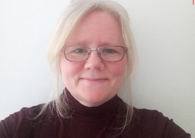 Interview with our new Scottish Outreach Worker, Patricia